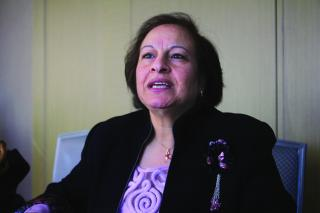 Diana Sayej Naser, Library director, West Bank, Palestine