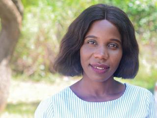 Chisenga Moyo, Cashier, Zambia