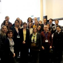 The PASTEUR4OA team gathers in Portugal for the kick-off meeting.