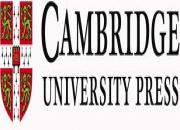 Cambridge University Press logo.