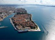 Zadar, Croatia.