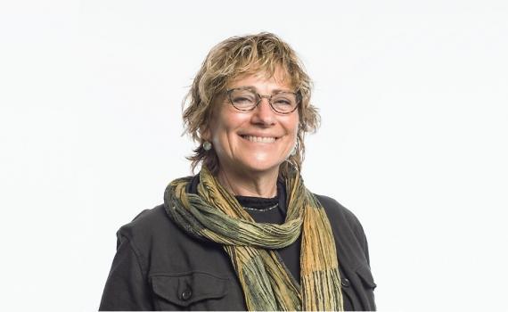 Deborah Jacobs, former director of the Bill & Melinda Gates Foundation's Global Libraries initiative.