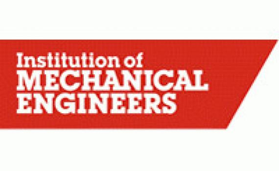 Institution of Mechanical Engineers logo.